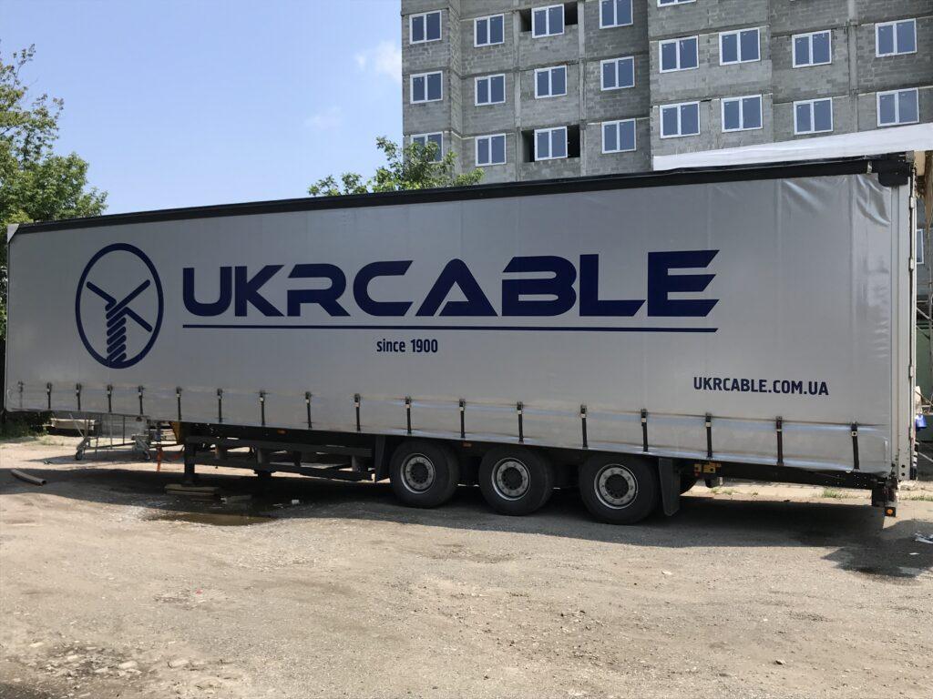 тент на фуру украина