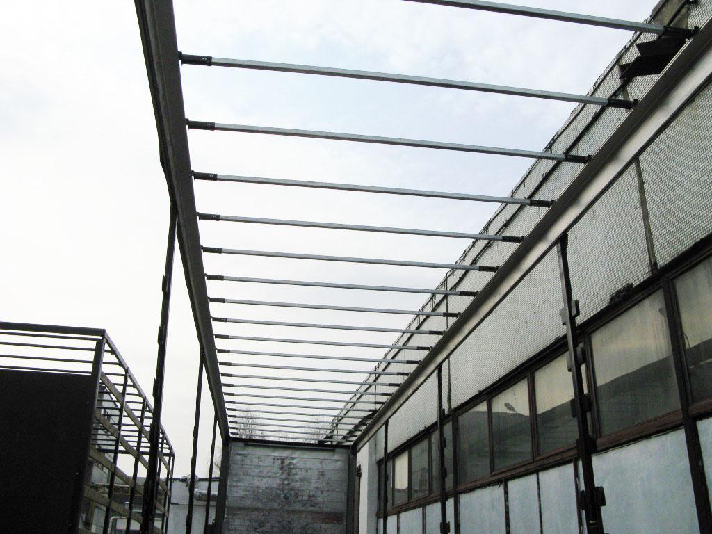 Ремонт механізму зсувного даху