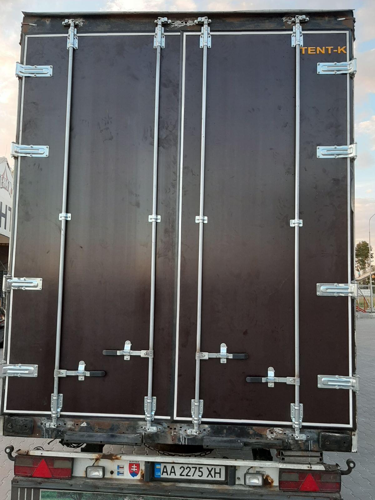 Изготовление каркасов и ворот на грузовики